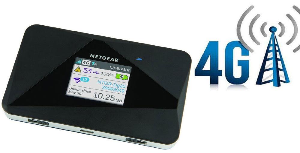 Беспроводные роутеры 4G