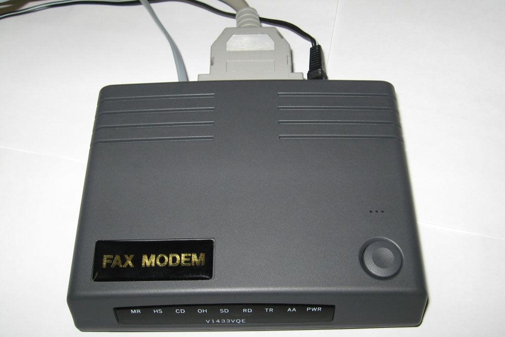 Dial-Up факс-модем
