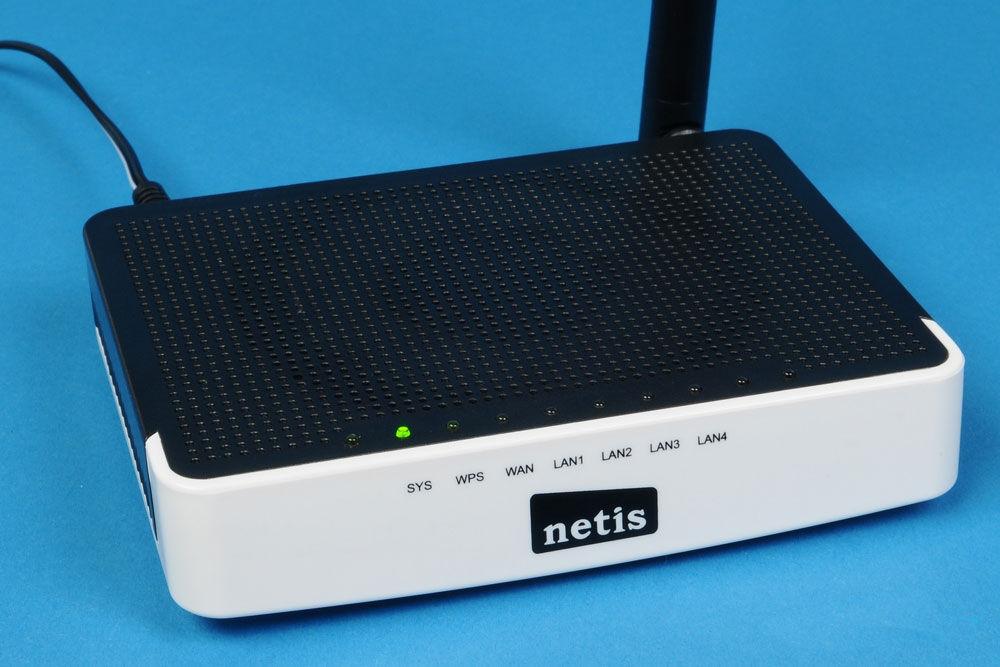 Обзор маршрутизатора Netis