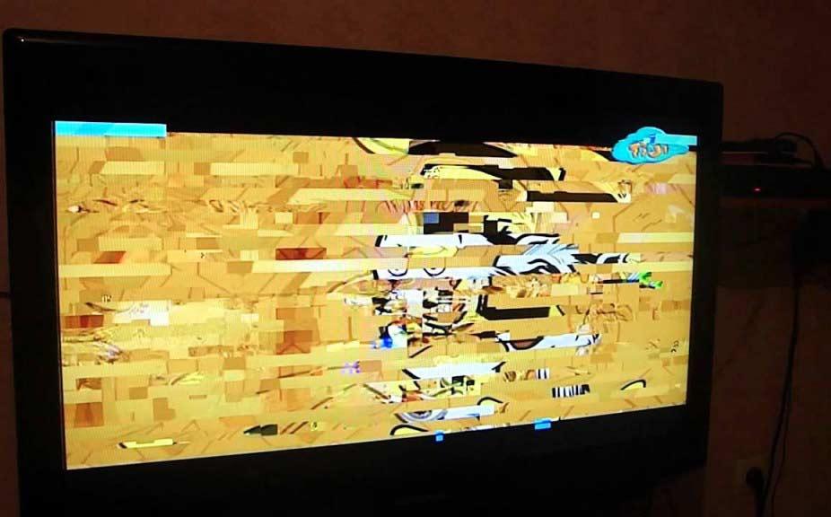 Плохое изображение на ТВ