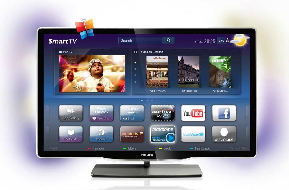 Просмотр видео-файлов на Smart TV