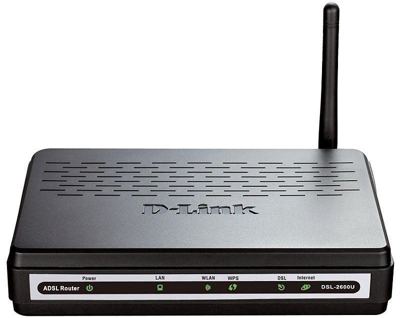 Популярный D-Link DSL 2600u