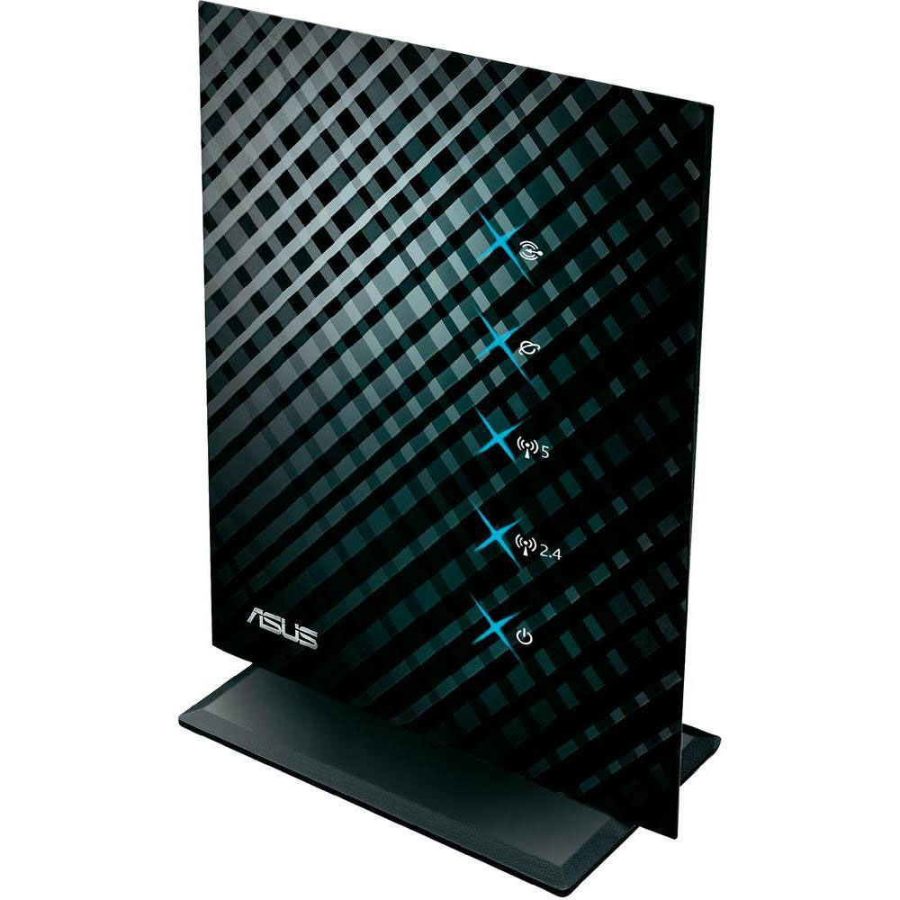 Дизайн роутера ASUS RT-N53