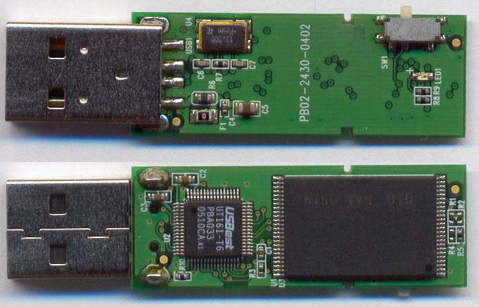 Обзор информации о чипе