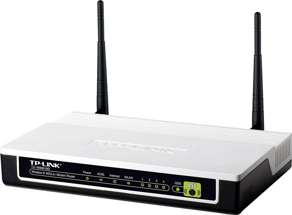 Обзор TP-Link TD-W8961ND