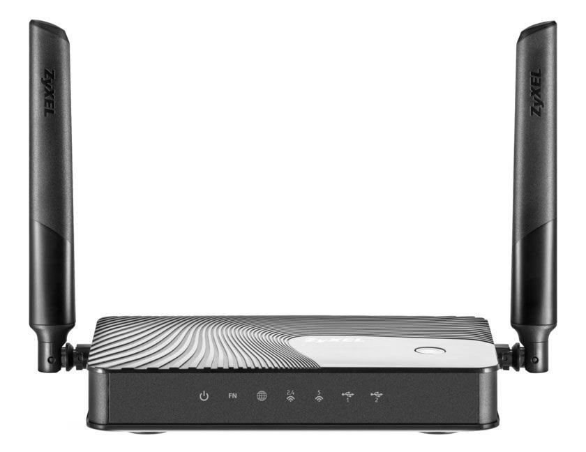 Роутер Zyxel с мощным сигналом Wi-Fi