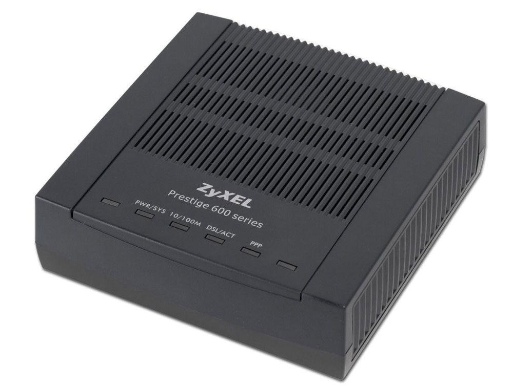 Популярный Zyxel P600 series