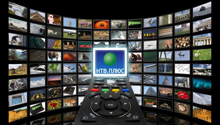 Множество каналов IPTV