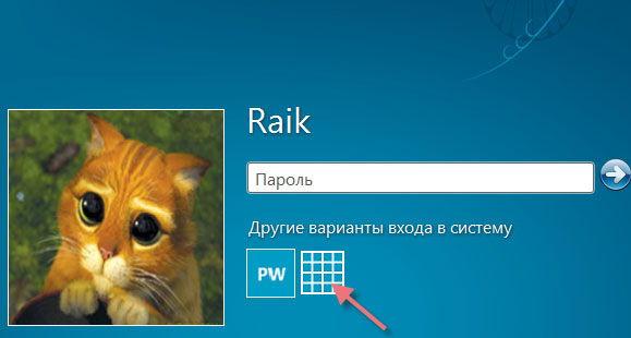 Авторизация пользователя Windows