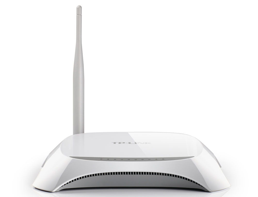 Обзор маршрутизатора TP-LINK TL-MR3220