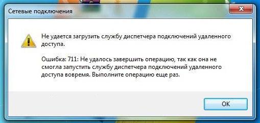Отображение ошибки Windows