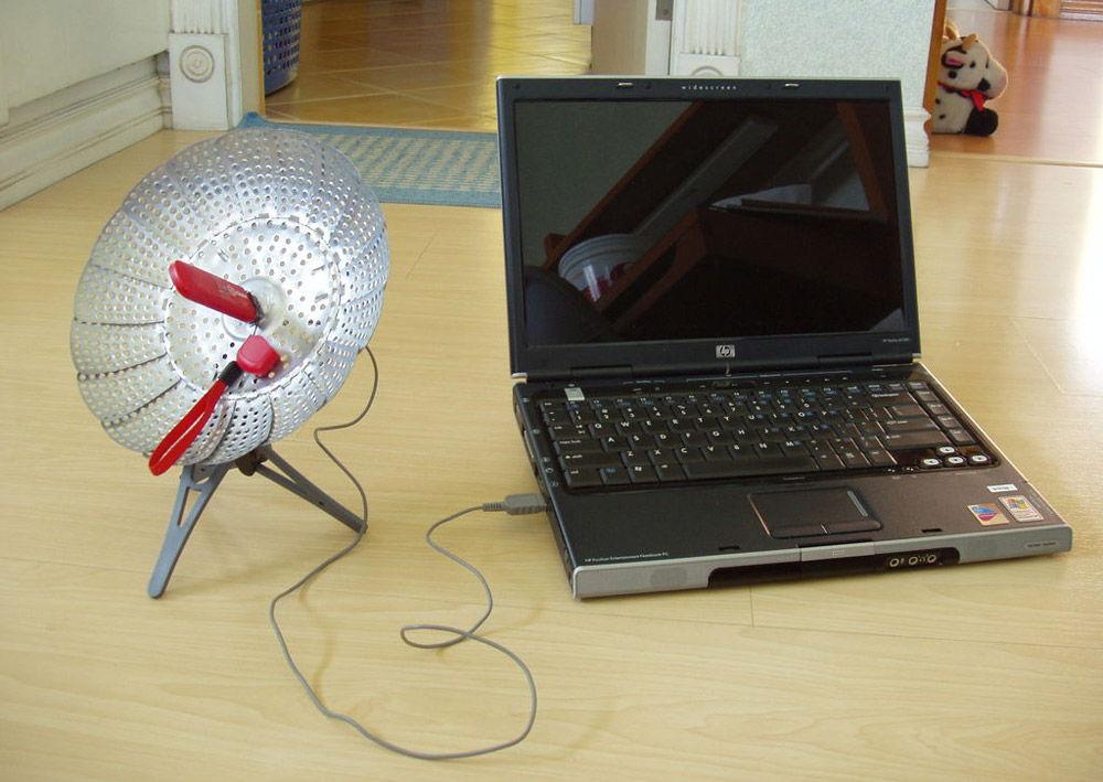 Варианты установки Wi-Fi усилителя