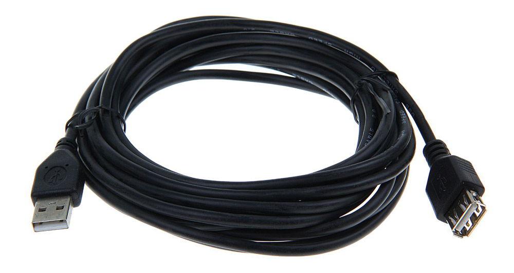 USB-удлинитель для подключения антенны