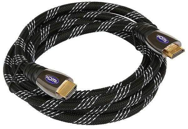 Кабель HDMI для подключения ноутбука
