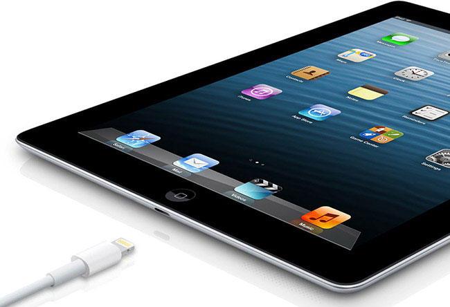 Кабель для работы с iPad