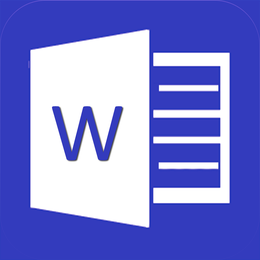 Значок Microsoft Word