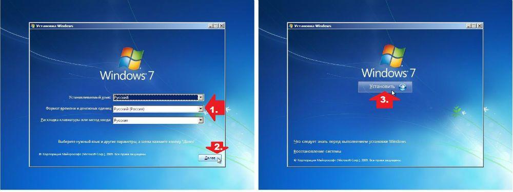 Installation on Windows
