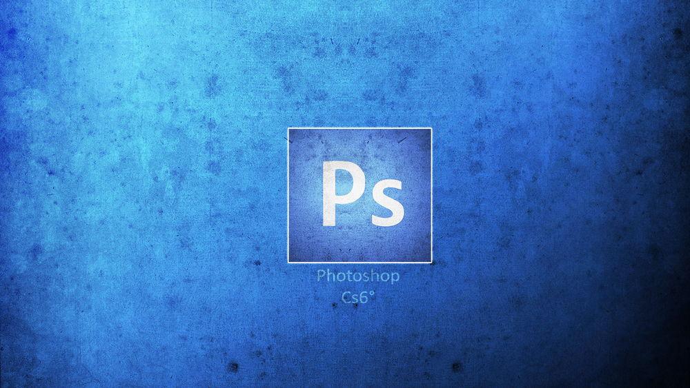 Adobe Photoshop CS6 обои