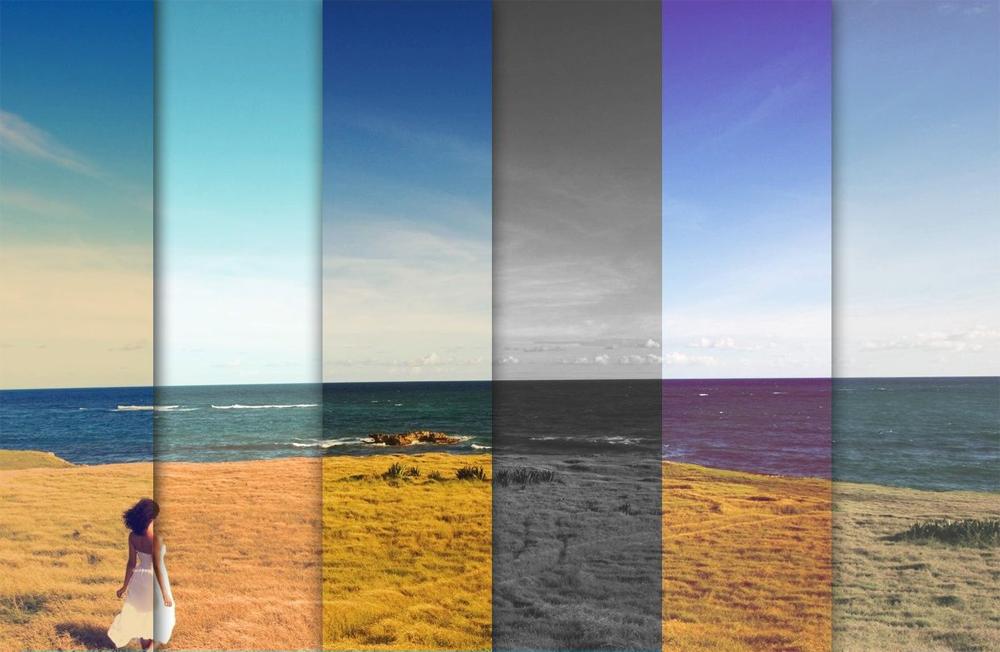Фильтры для Фотошопа