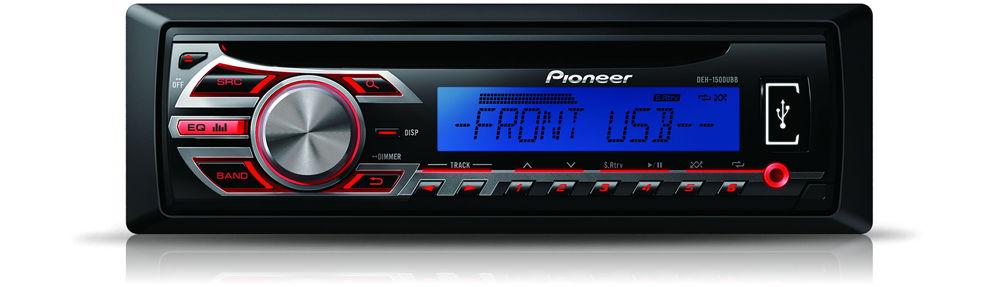 Автомагнитола PIONEER DEH-150MPG