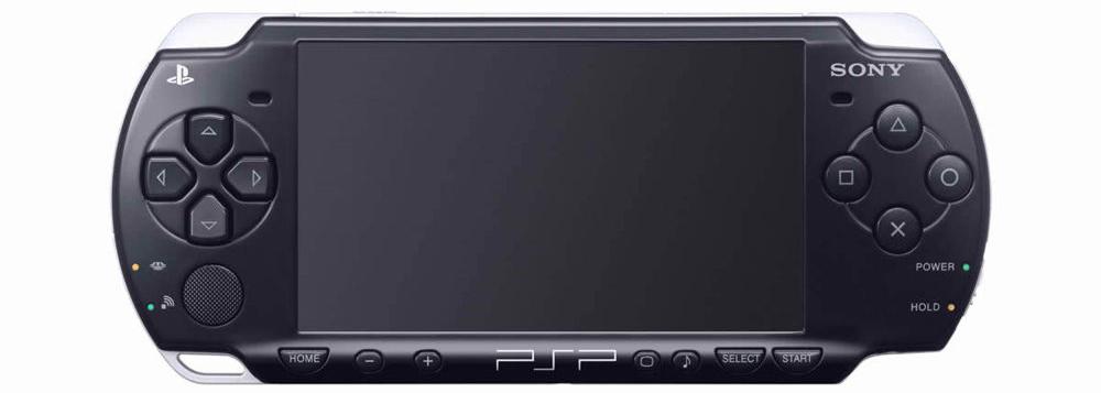PSP 2004 Piano Black