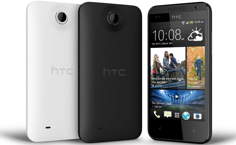 Три смартфона HTC Desire 310