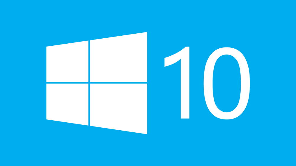 Windows 10 логотип