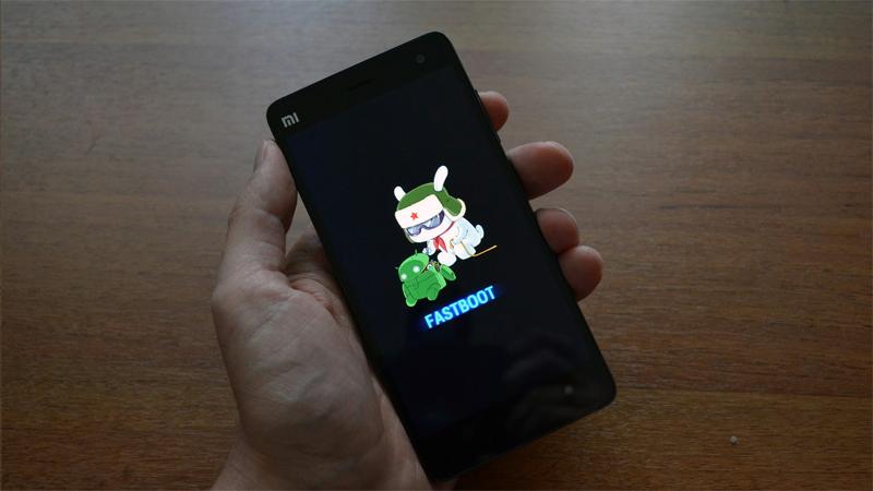 Xiaomi - Fastboot mode