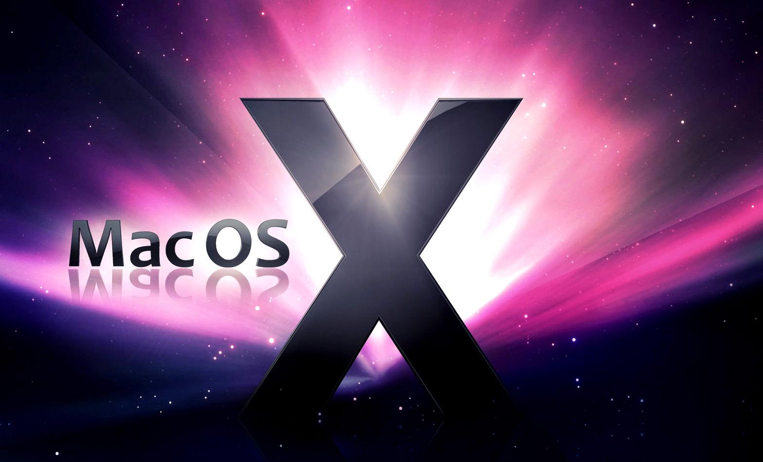 Mac OS X для компьютера
