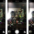 Режим HDR на iPhone