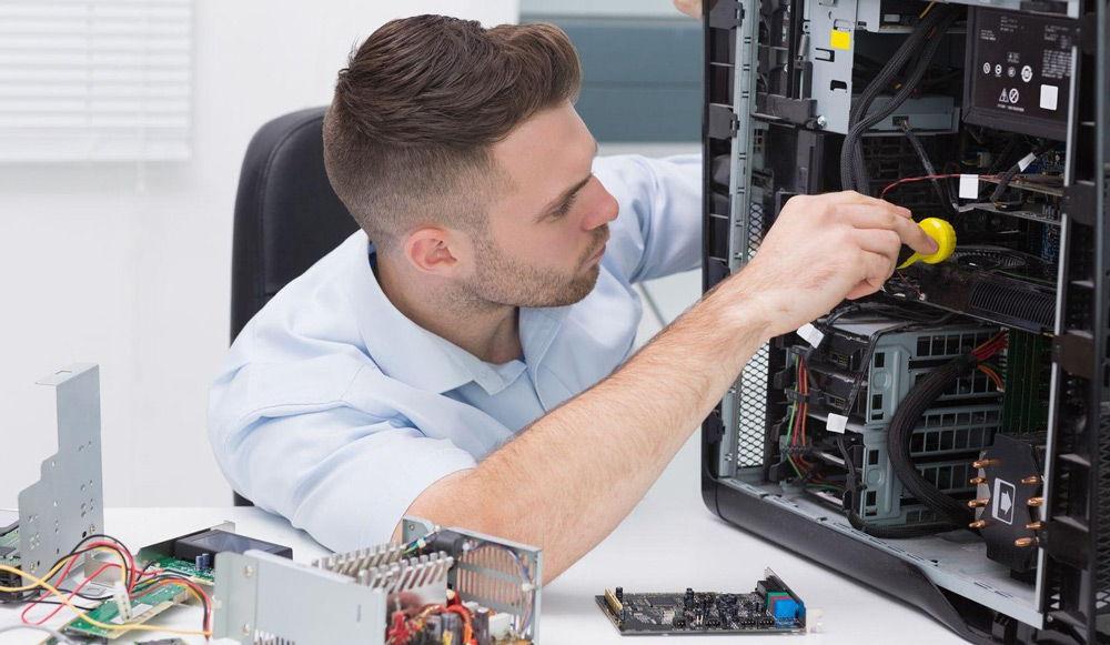 Аппаратная начинка компьютера