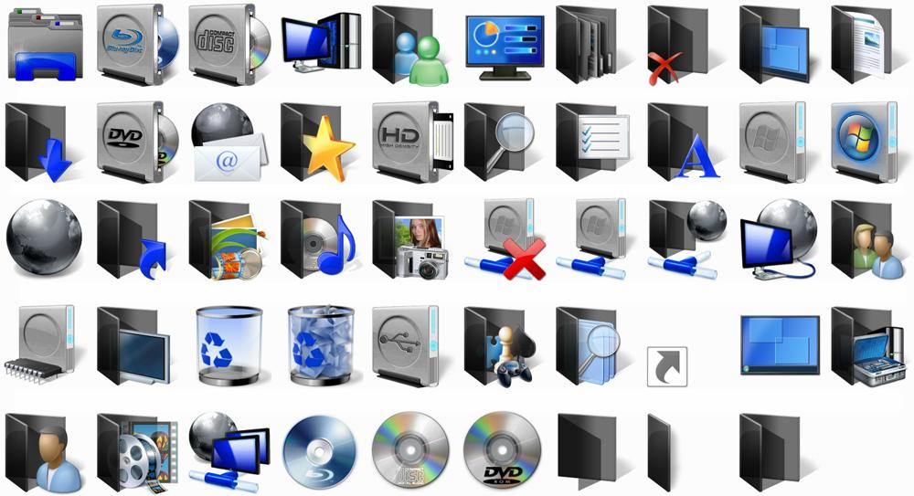 Иконки для Windows