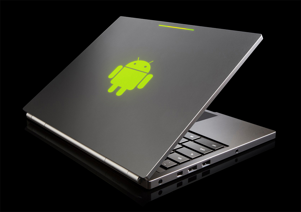 Ноутбук с Андроид