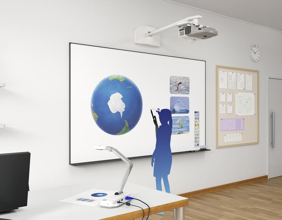 Проектор для школы