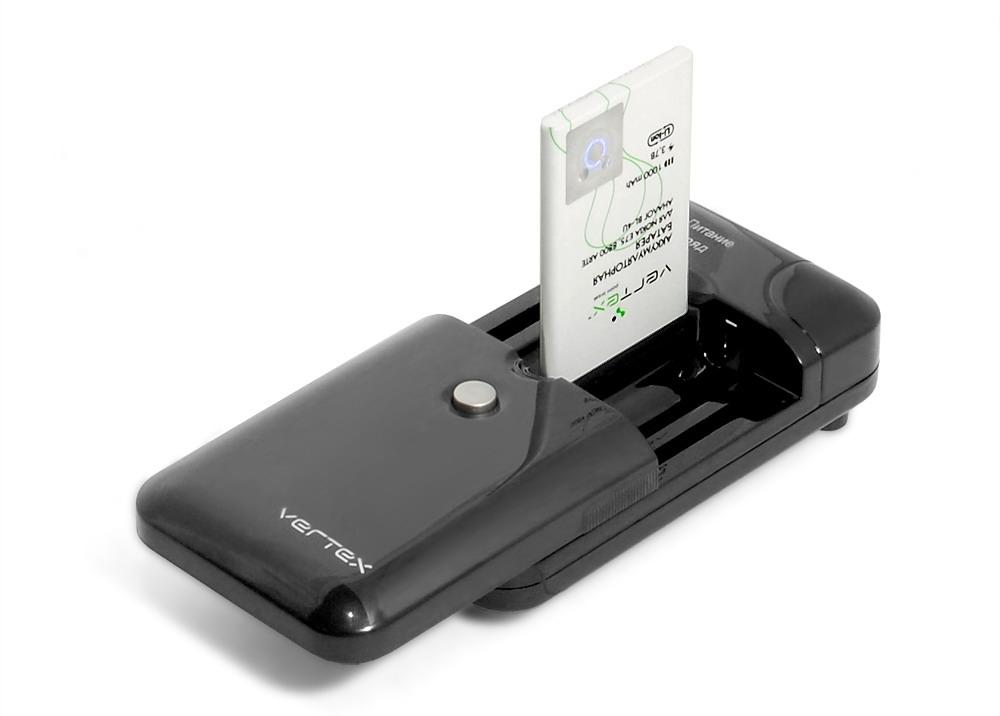 Универсальная зарядка аккумулятора телефона