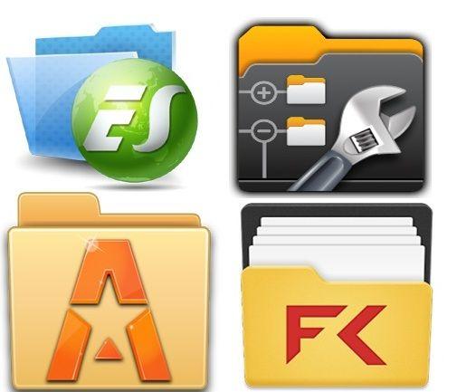 Файловый менеджер Android