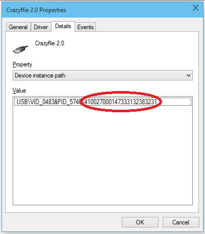 Код USB флешки
