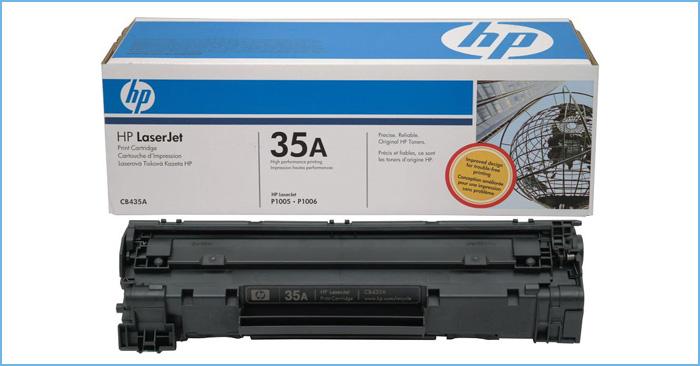 Картридж HP LaserJet P1005