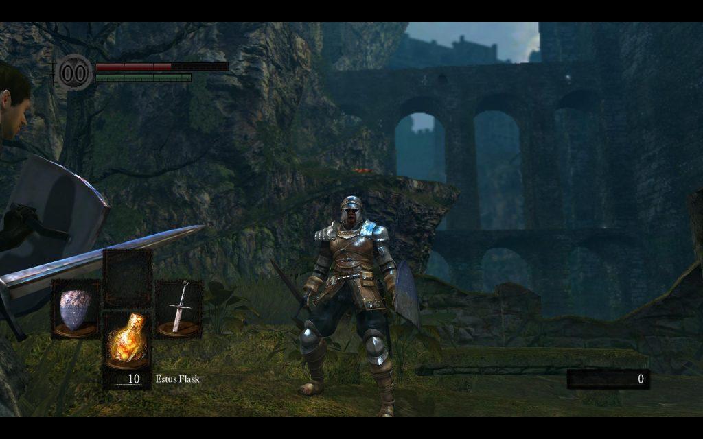 Cкриншот Dark Souls