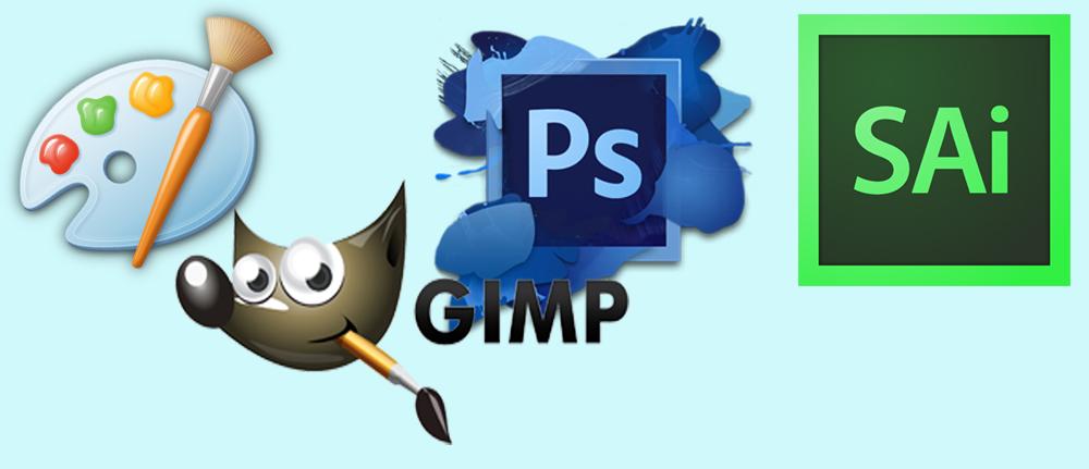 Графические редакторы для компьютера