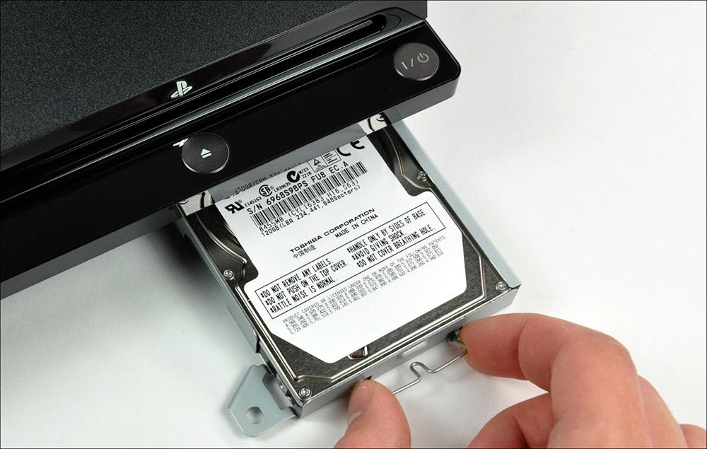HDD для PS3