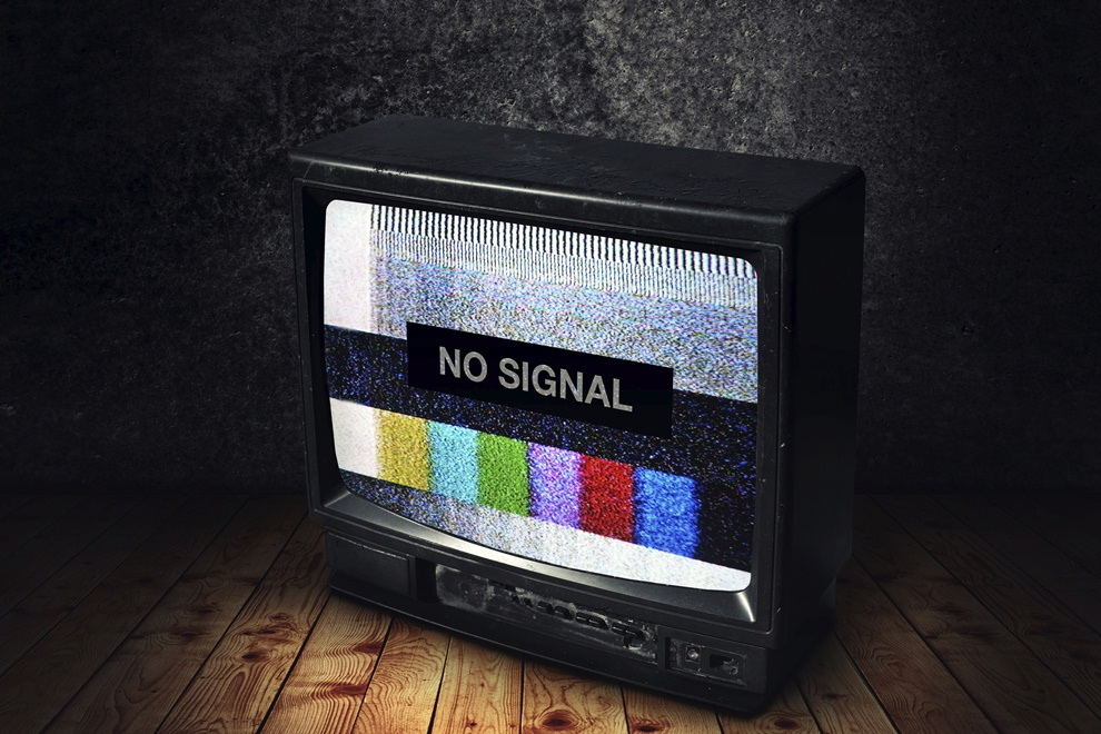 Плохой сигнал телевизора