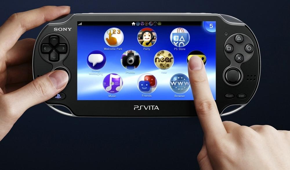 Приложения на консоли PS Vita