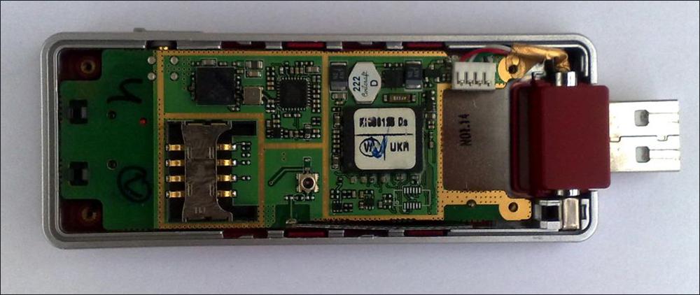 Ремонт USB-модема
