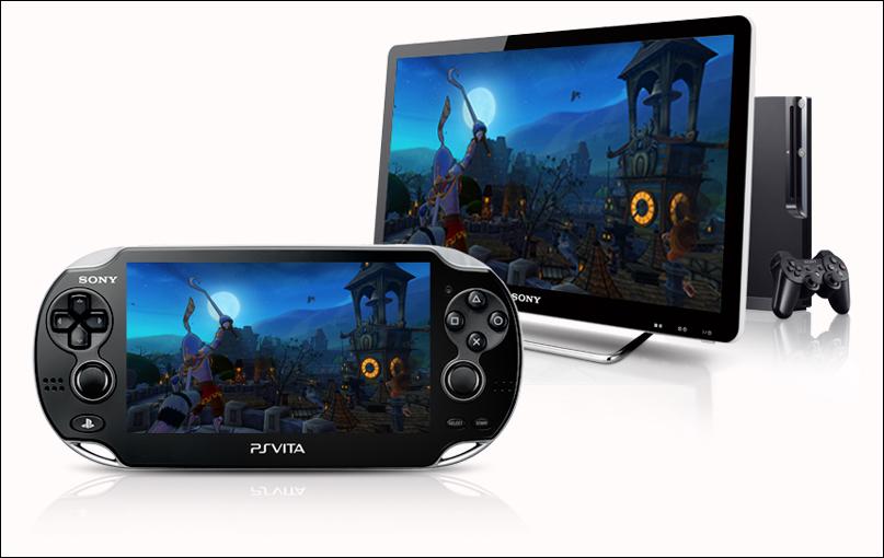 Синхронизация консолей PS3 и PS Vita