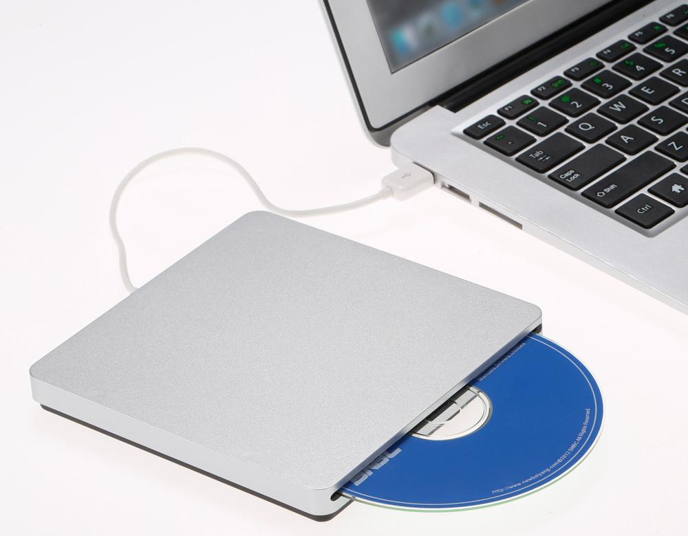 Внешний CD-привод для MacBook