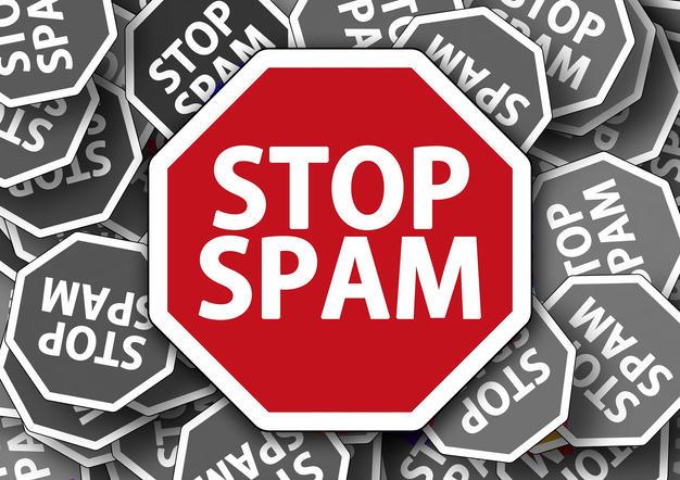 Предупредить заражение спамом