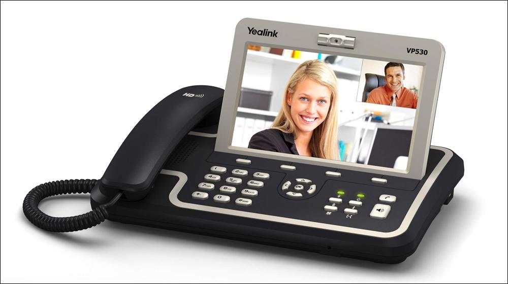 SIP-телефон Yealink VP-530 4-line