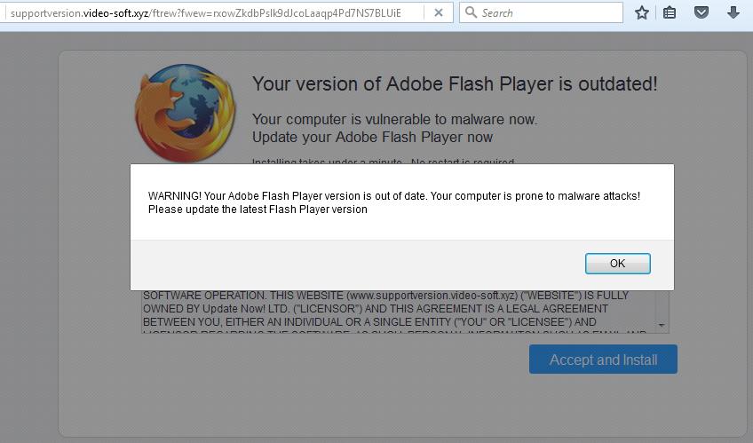 Сообщение отFlash Player