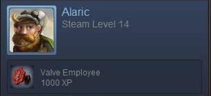 Сотрудник Valve